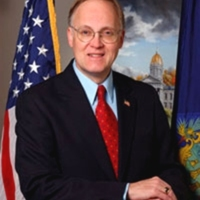 James Holley Douglas, Vermont Governor 2003-2011