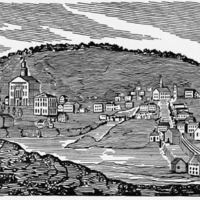 Fig. 1. View of Montpelier, 1821