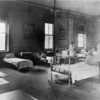 Infirmary- Influenza Epidemic 1918.jpg
