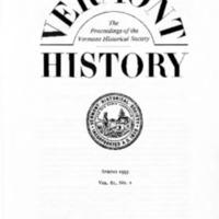 The working lives of African Vermonters in census and literature, 1790-1870