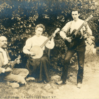 Julius Willard and Alice Perham, Musicians