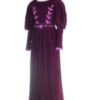 First Kunin Inaugural Gown