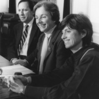 Kunin appoints Gretchen Morse to Human Services, 1985