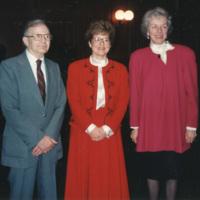 Kunin appoints Denise Johnson to Vermont Supreme Court, 1990