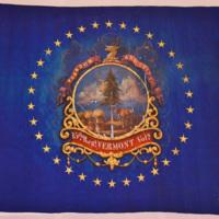 15th Vermont Infantry, Regimental Flag.jpg