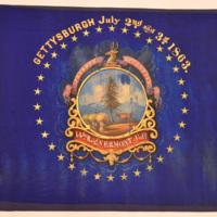 14th Vermont Infantry, Regimental Flag.jpg