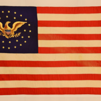 1st Vermont Infantry Regiment National Flag